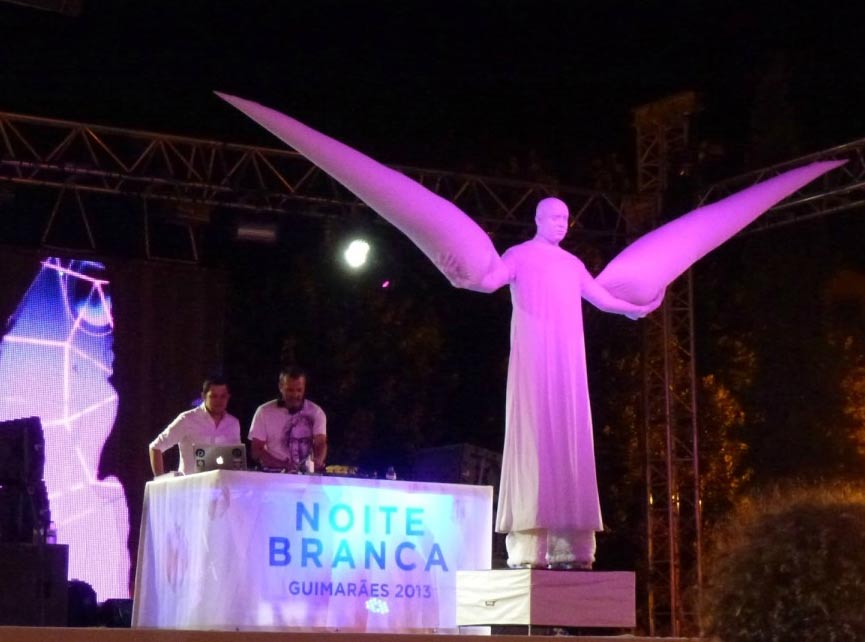 Noite Branca - Guimarães